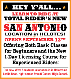 San Antonio motorcycle safety classes