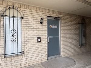 Killeen Classroom Front Door