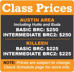 Central Texas Motorcycle Classes!