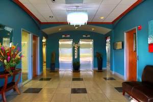 7701 N. Lamar Foyer